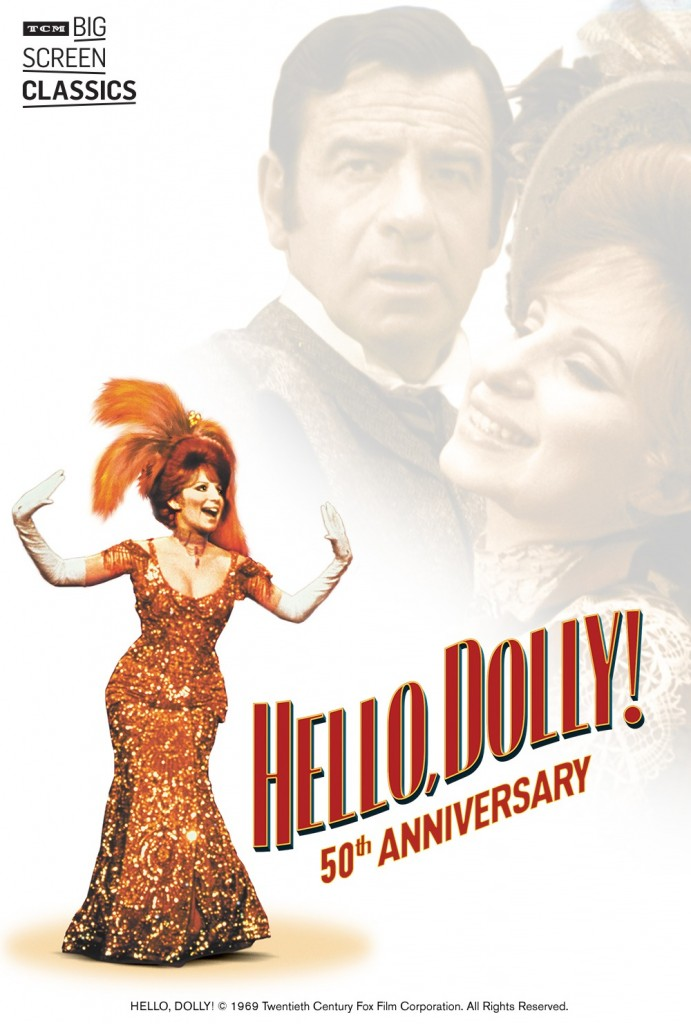 hello dolly 50th anniversary