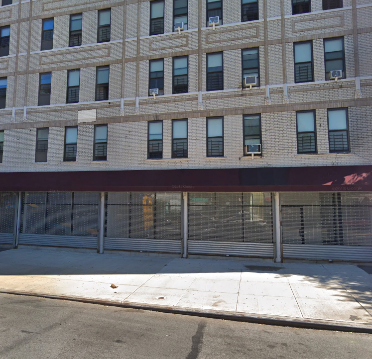 1454 Wilikins Ave. New York, NY Bert Lahr Residence 1920s