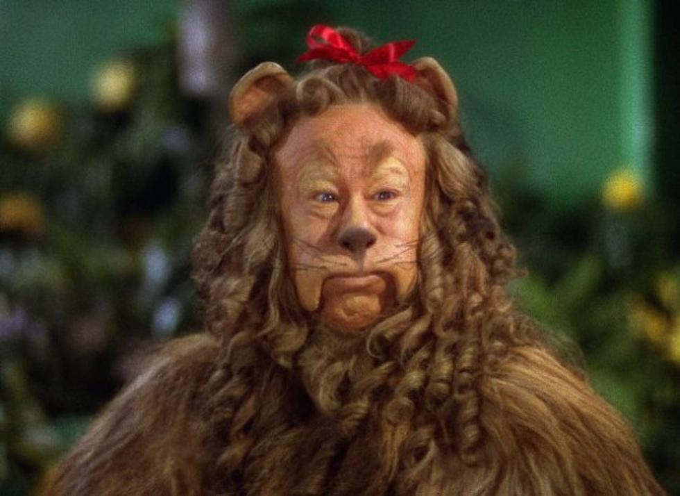 Bert Lahr as Cowardly Lion, The Wizard of Oz (1939)