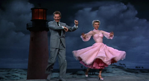White Christmas (1954), costumes by Edith Head