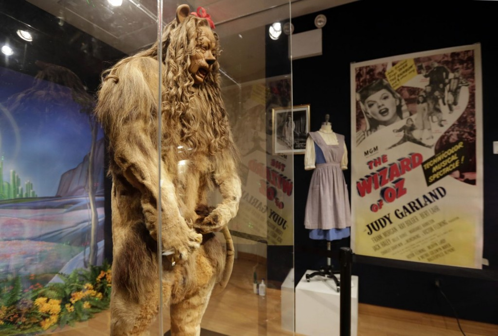 Bert Lahr The Wizard of Oz (1939) Cowardly Lion costume