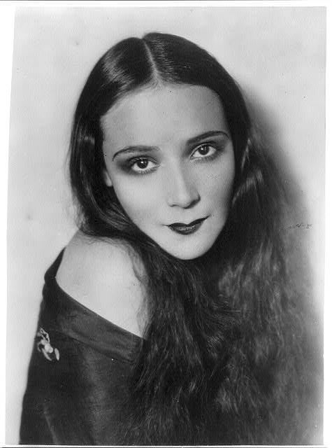 Dolores del Rio Young