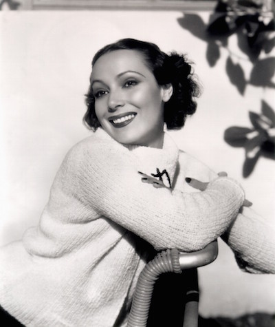 dolores del rio classic movie travels