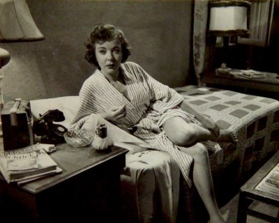 Private Hell 36 (1954) Ida Lupino