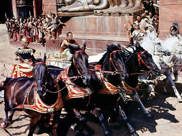 ben hur chariot race 2