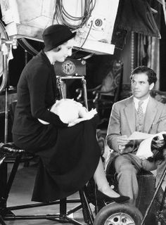 the miracle woman, barbara stanwyck and frank capra