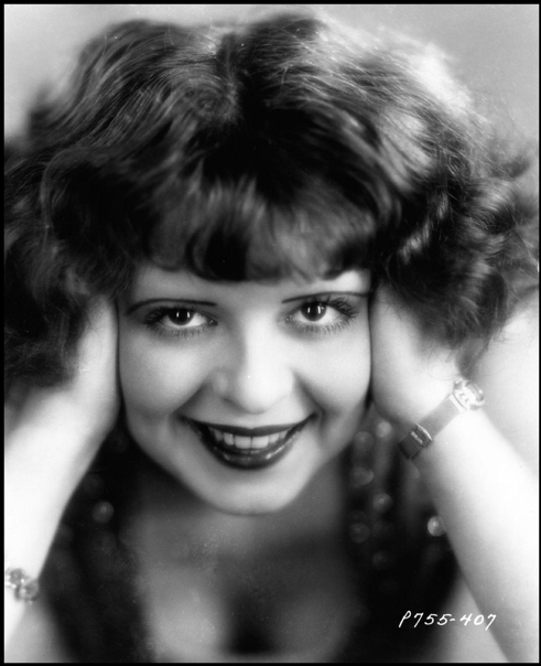 Clara Bow Smile