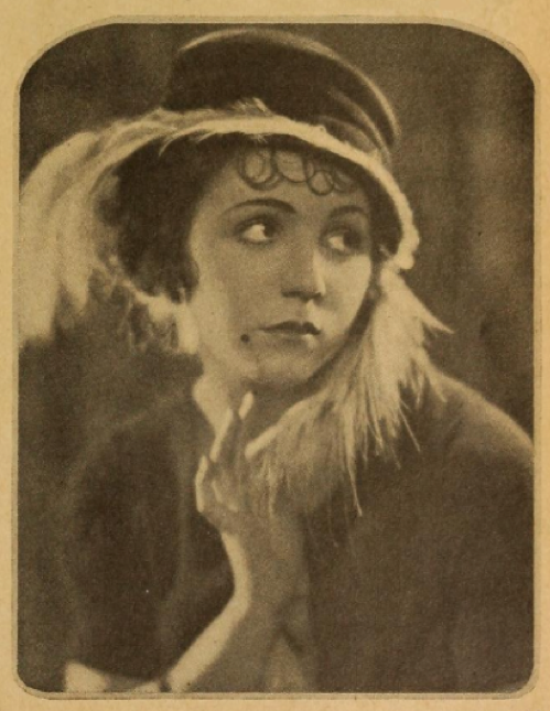 Gladys Walton in Motion Picture Magazine 1922