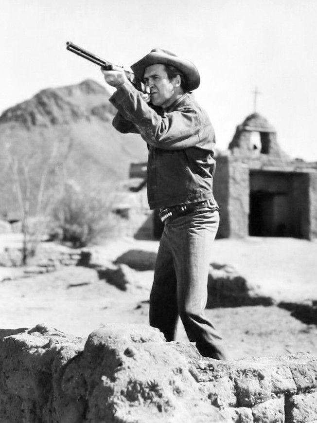 Winchester '73 (1950) James Stewart, cowboy