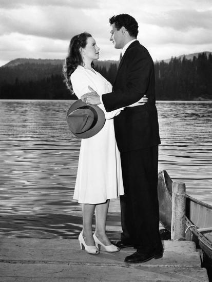 Leave Her to Heaven (1945) Jeanne Crain, Cornel Wilde
