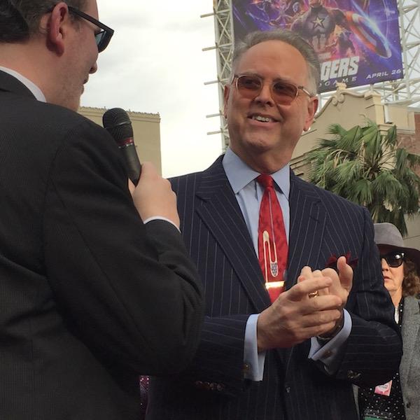 Eddie Muller at 2019 TCM Film Festival (c) 2019 Classic Movie Hub IMG_8458