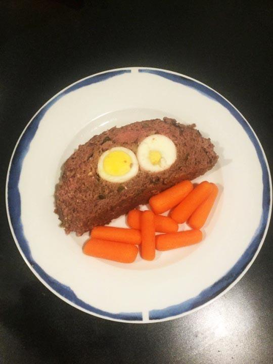 Joan Crawford Meatload Recipe