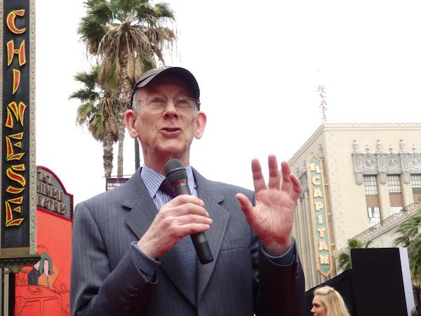 Kevin Brownlow 2019 TCM Film Festival (c) 2019 Classic Movie Hub