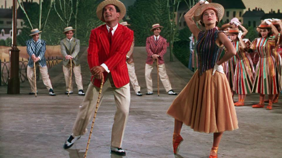 An American in Paris (1951) Gene Kelly, Leslie Caron