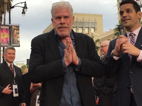 Ron Perlman at 2019 TCM Film Festival (c) 2019 Classic Movie Hub IMG_8484