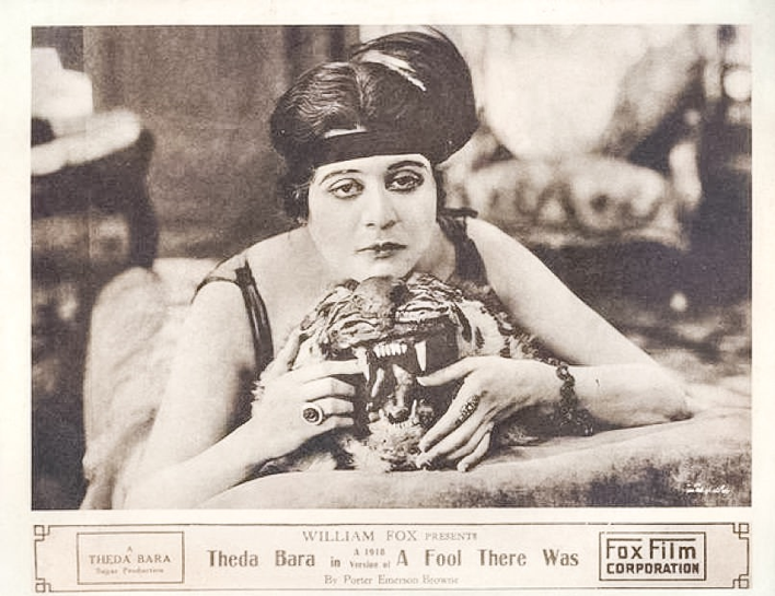 Theda Bara in A Fool There Was (1915)