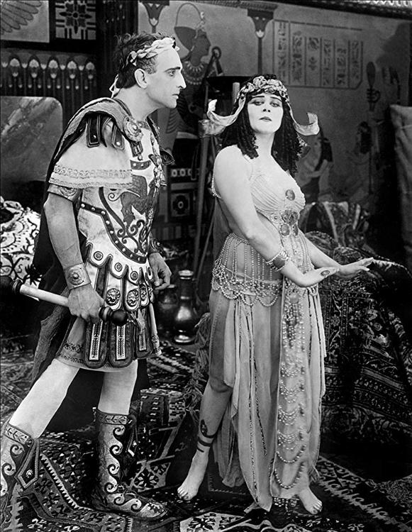 Theda Bara Cleopatra (1917)
