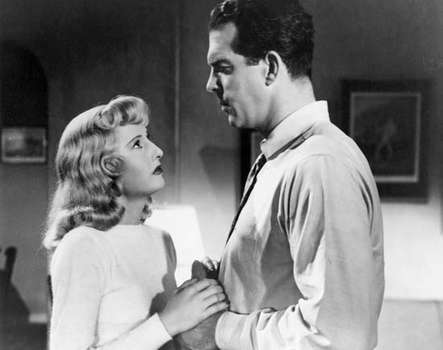 Double Indemnity (1944) Barbara Stanwyck as Phyllis Dietrichson Persuasion