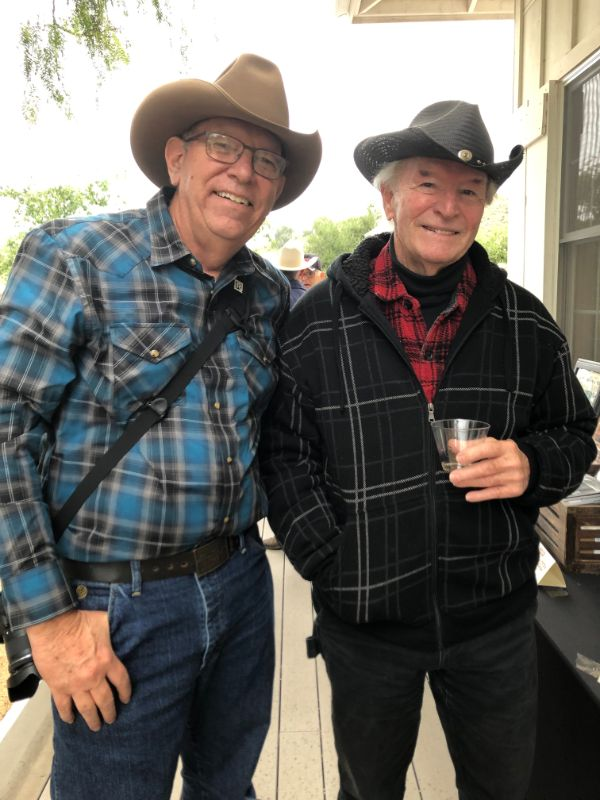 William Wellman Jr. McCrea Ranch Cowboy Cookout 2019