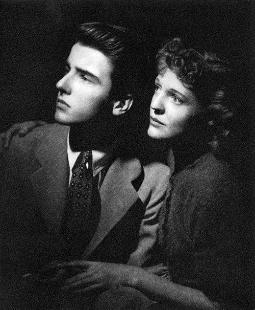 Montgomery Clift, Lois Hall in Dame Nature (1938).