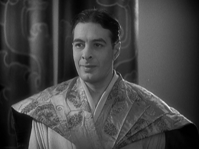 The Cheat (1931) Irving Pichel as Livingston