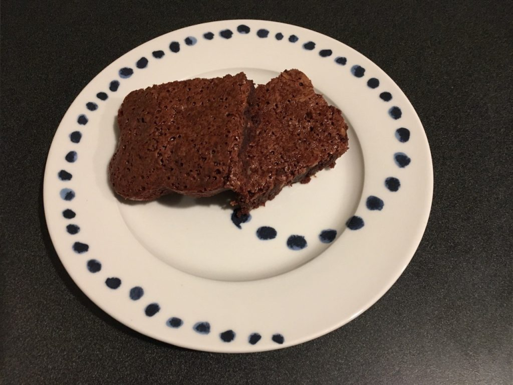 Katharine Hepburn's Brownie Recipe