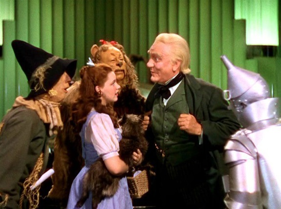 The Wizard of Oz (1939) Frank Morgan, Judy Garland, Ray Bolger, Jack Haley, Bert Lahr