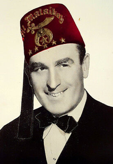 Harold Lloyd Freemason