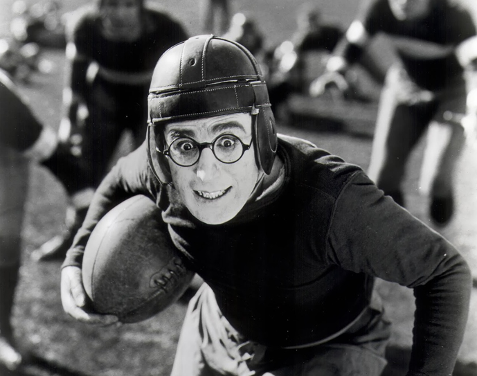 Harold Lloyd in The Freshman (1925)