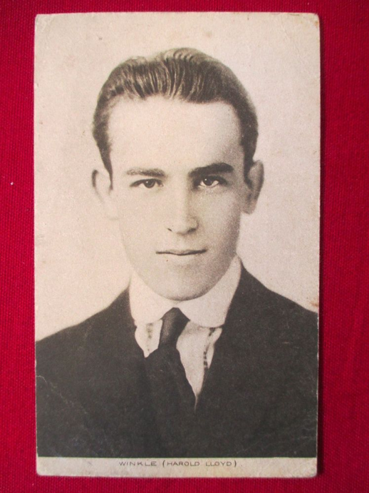 Harold Lloyd young