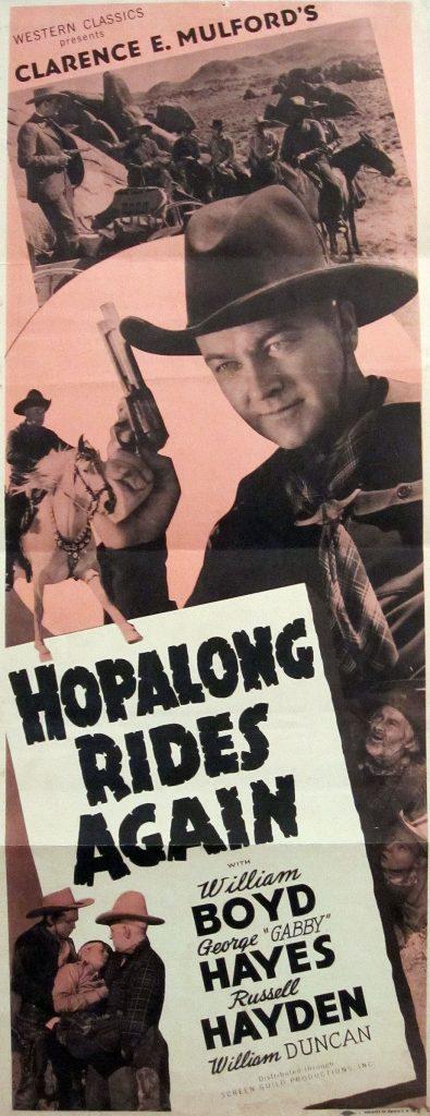 Hopalong Rides Again (1937) William Boyd