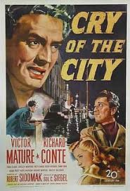 Cry of the City (1948) Movie Poster