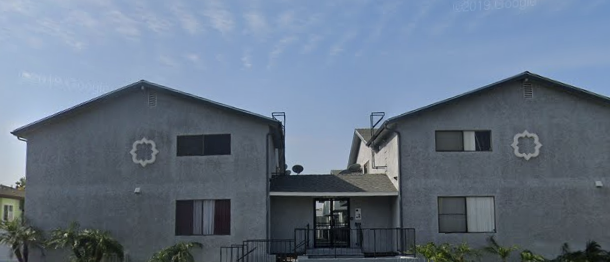 925 Centinela Ave. in Los Angeles, California