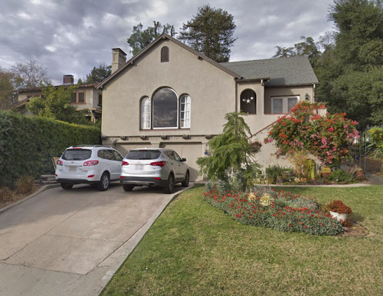 981 Parkman St. in Pasadena, California