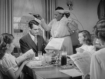 Mr. Blandings Builds His Dream House (1948) Cary Grant Louise Beavers