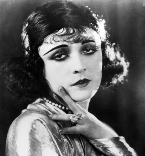 Silents Are Golden What Was The Deal With Silent Film Makeup Classic Movie Hub Blog