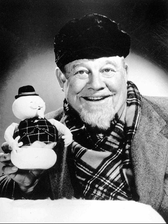 Burl Ives headshot