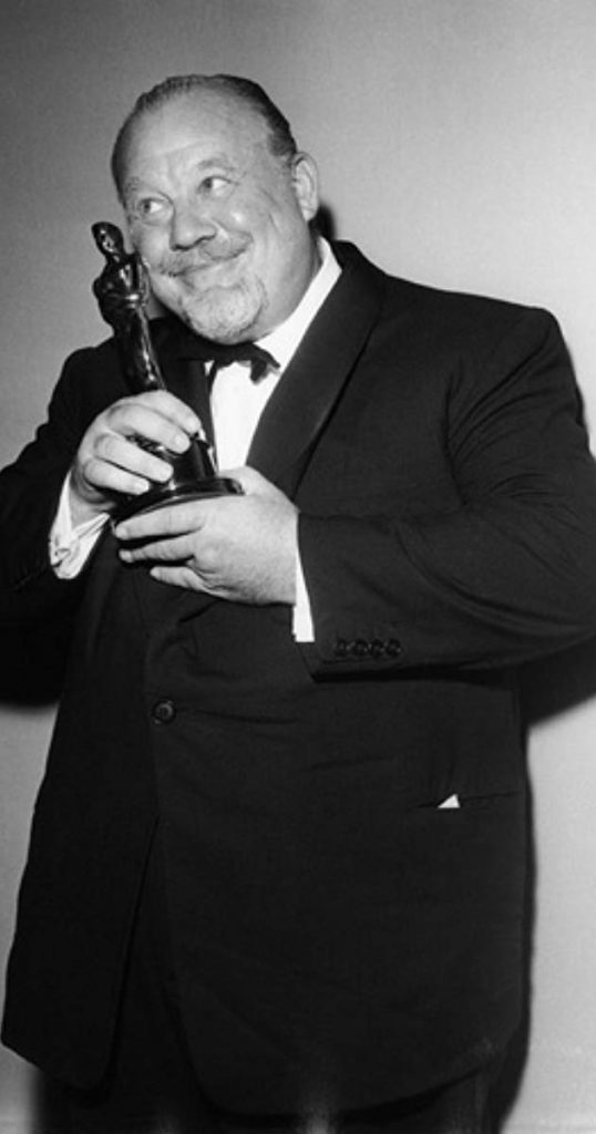 Burl Ives' Oscar win for The Big Country (1958)
