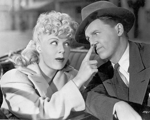 The Miracle of Morgan's Creek (1944) Betty Hutton Eddie Bracken ride