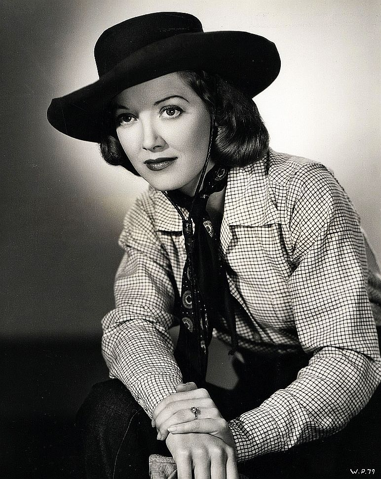 Nell O'Day western