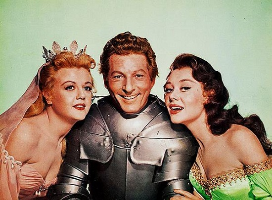 The Court Jester (1955) Angela Lansbury, Danny Kaye, Glynis Johns