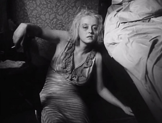 Bette Davis in Of Human Bondage