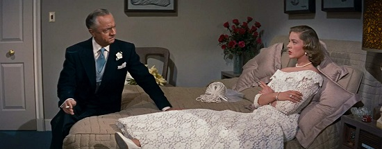 William Powell & Lauren Bacall in How to Marry a Millionaire (1953)