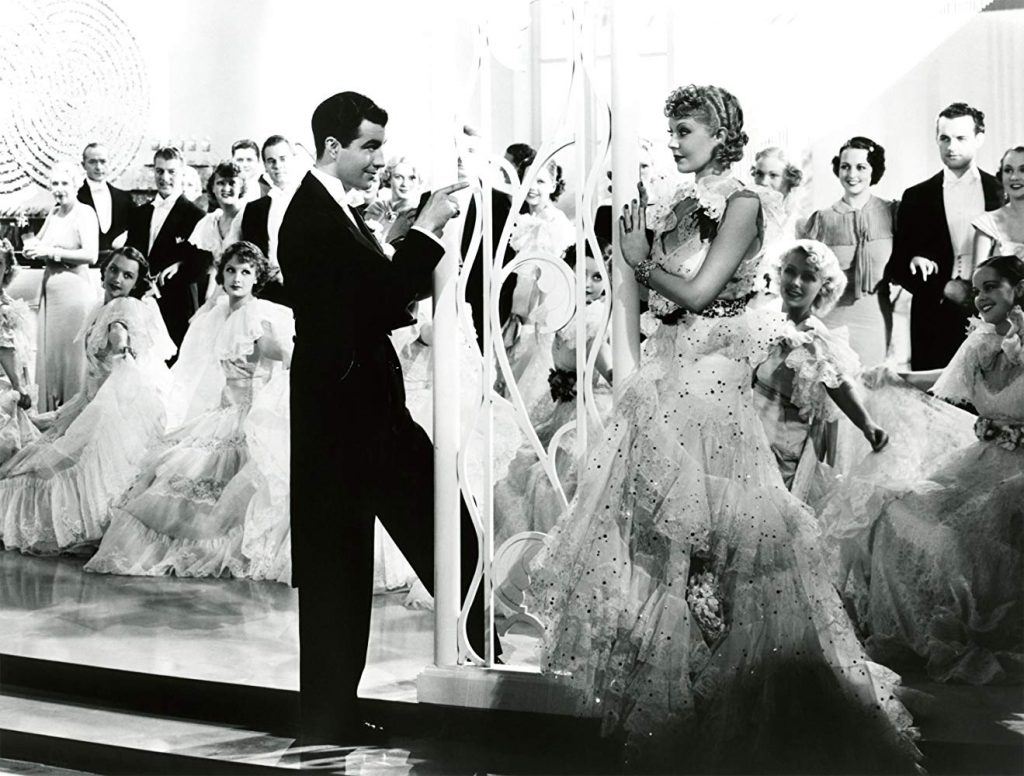 June Knight in Broadway Melody of 1936 (1935)