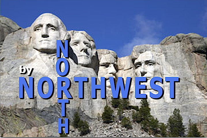 north by northwest hitchcock