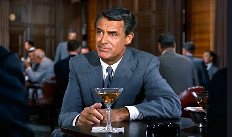cary grant north by north west, my wives divorced me. i think they said i led too dull a life.