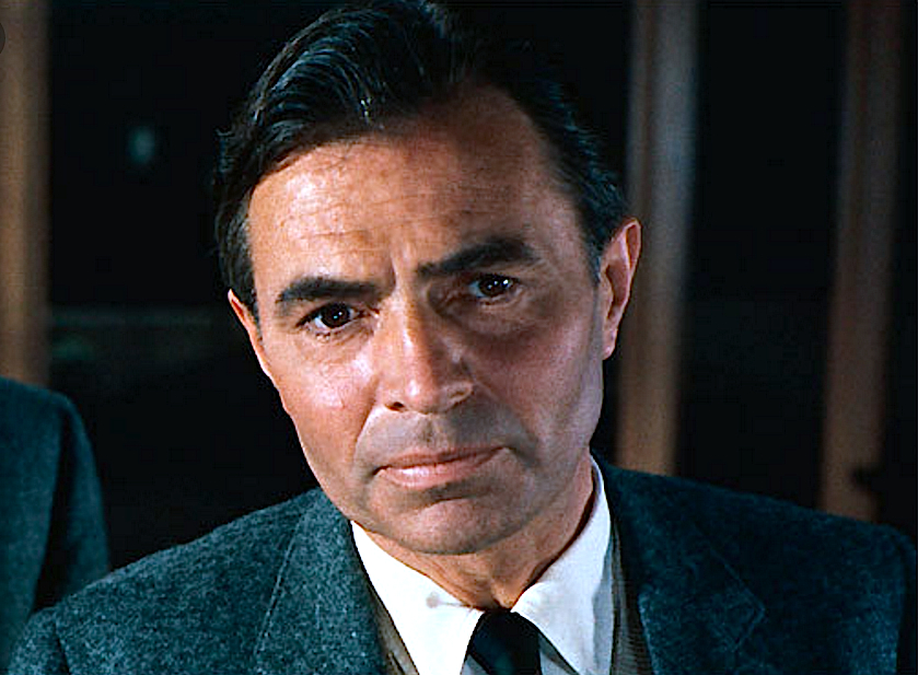 james mason, north by northwest, has anybody ever told you you overplay your roles very severely mr kaplan