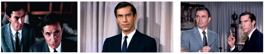martin landau, north by northwest, call it my woman's intuition