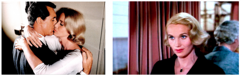 eva marie saint, north by northwest, cary grant how does a girl lik you get to be a girl like you