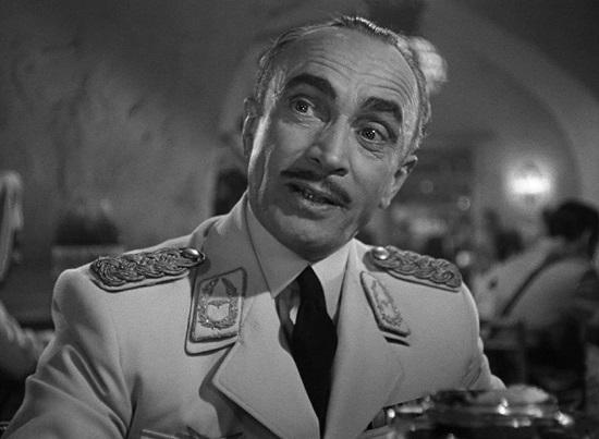 Conrad Veidt in Casablanca (1942)
